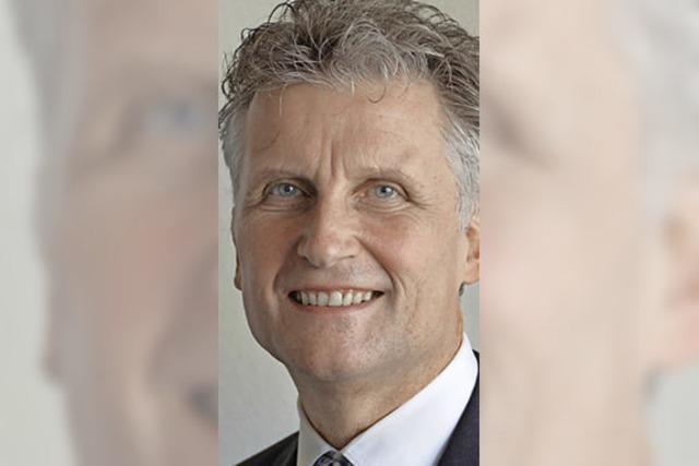 Rolf Schönbett 40 Jahre bei der Volksbank