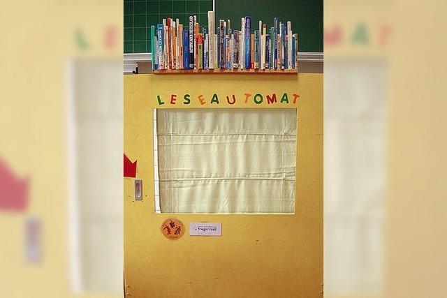 Die Schule will den Lesespaß in die Stadtteile tragen