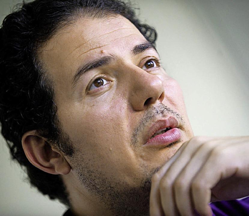 Hamed Abdel-Samad     Foto: dpa