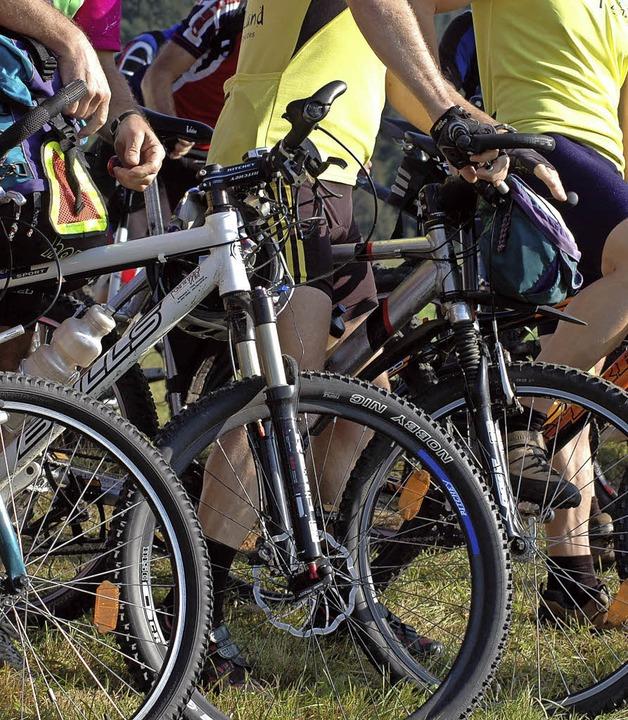 Gerüstet für den Kandel Bike Cup am Samstag?     Foto: Dauenhauer