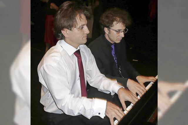 Von traumhafter Klaviermusik verzaubert