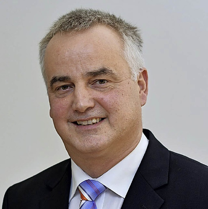 Harald Hüglin leitet die Immobilienberatung der Volksbank.    | Foto: ZVG