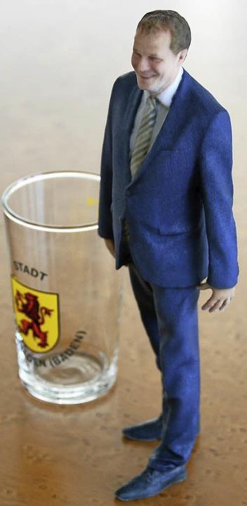 Der Oberbürgermeister zum in die Tasche stecken.   | Foto: ZVG