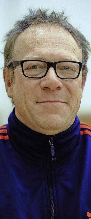 Flasche leer bei Herderns Ex-Trainer Michael Müller   | Foto: Keller