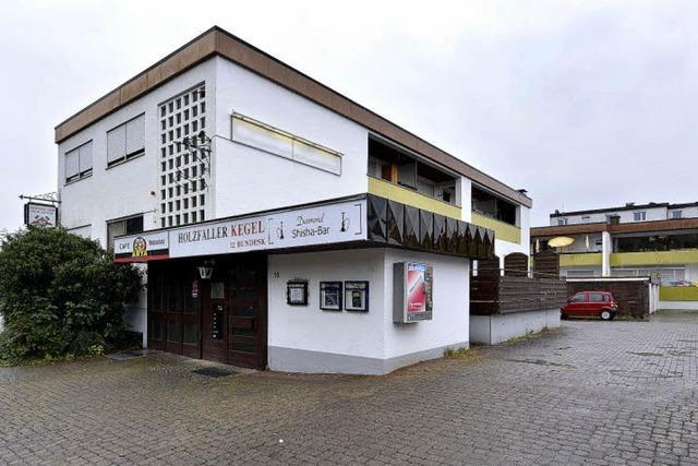 In einer ehemaligen Kegelbahn in Mooswald eröffnet ein Techno-Club