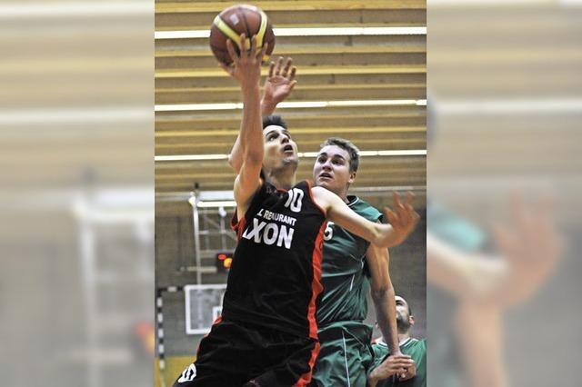 Basketballteams bleiben ohne Erfolgserlebnis