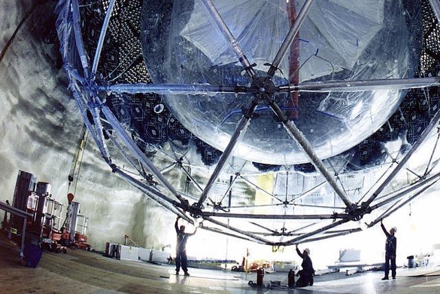 Physik-Nobelpreis: Dem Universum auf der Spur