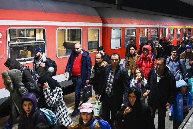 Die Flüchtlingszahlen sind schwer zu bestimmen