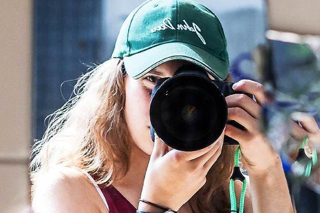 Junge BZ-Mitarbeiterin wird beim Deutschen Jugendfotopreis ausgezeichnet