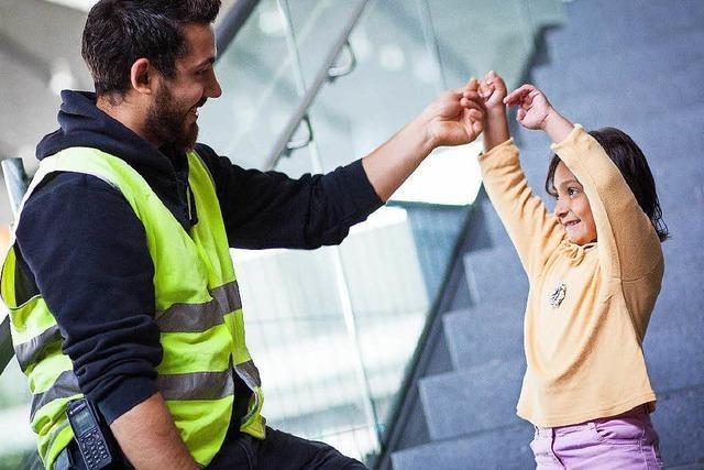 Stuttgarter Messe nimmt bis zu 2500 Flüchtlinge auf