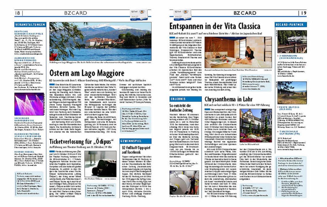 """Die neuen BZCard-Seiten in """"bz-ticket.de""""    Foto: BZ"""