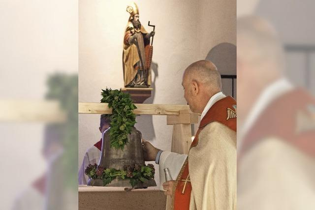 Wendelinsglocke geweiht
