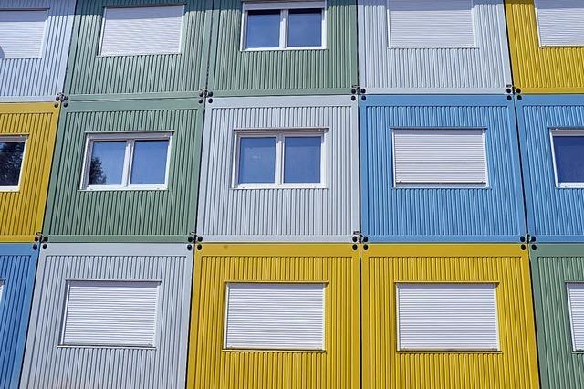 Ausschuss stimmt Bauantrag für Container zu