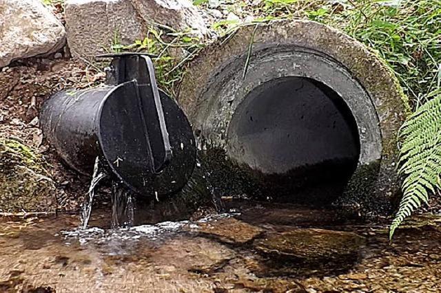 Wasserversorgung entspannt sich