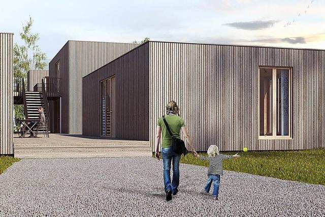 Zwei kleine statt einer großen Flüchtlingsunterkunft für Titisee-Neustadt