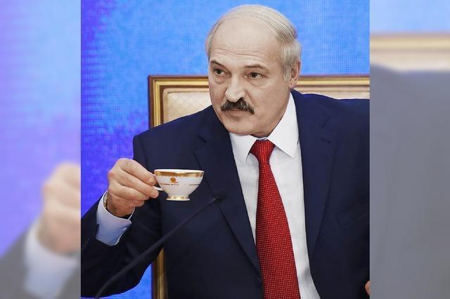Alexander Lukaschenko, Putins unwilliger Helfer