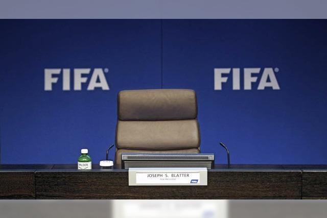 Kommission will Blatter sperren