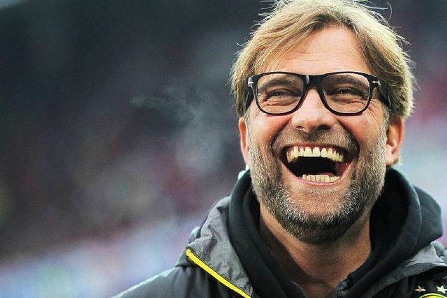 Medienberichte: Jürgen Klopp wird Trainer beim FC Liverpool