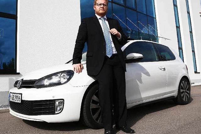 Klage eingereicht: Ein Südbadener will Entschädigung von VW