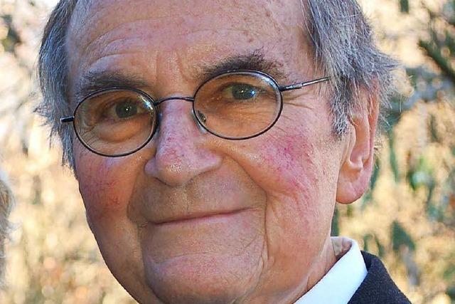 Denzlingens Altbürgermeister Wolfram Dennig ist gestorben