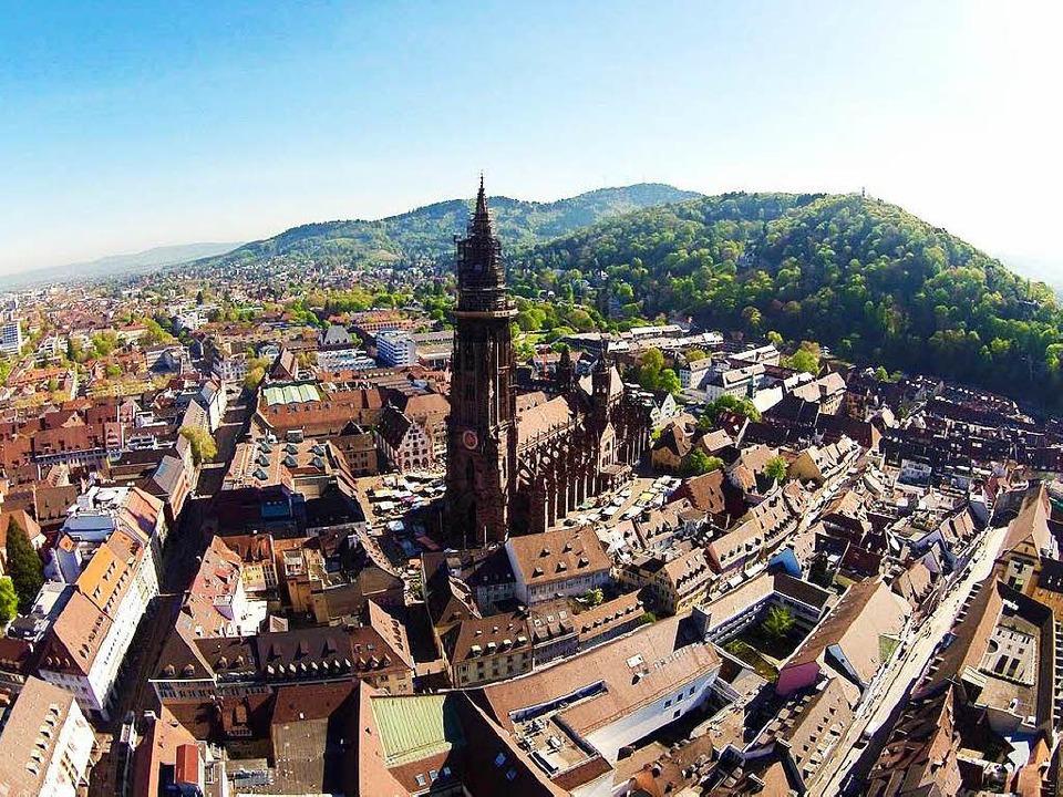 Freiburgerinnen und Freiburger sind zu...tlich gebildet sind und gut verdienen.    Foto: Thomas Holtz
