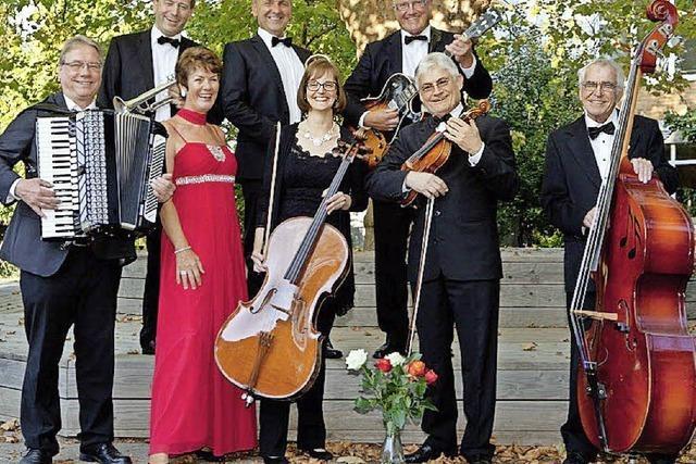 Das Offenburger Salonorchester im Salmen