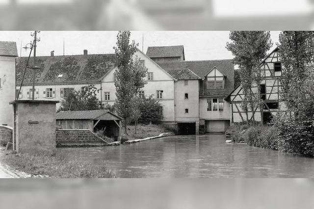 Eine Mühle mit einer bewegten Geschichte