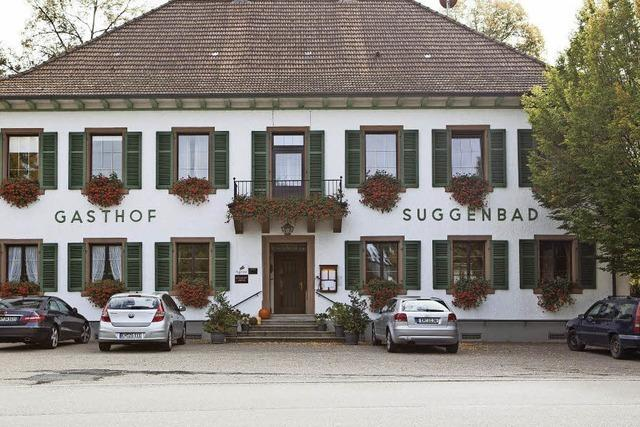 Seit 50 Jahren betreibt Familie Etgeton in Suggental das Hotel