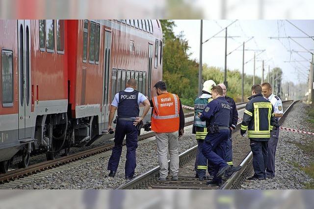 237 Fahrgäste evakuiert