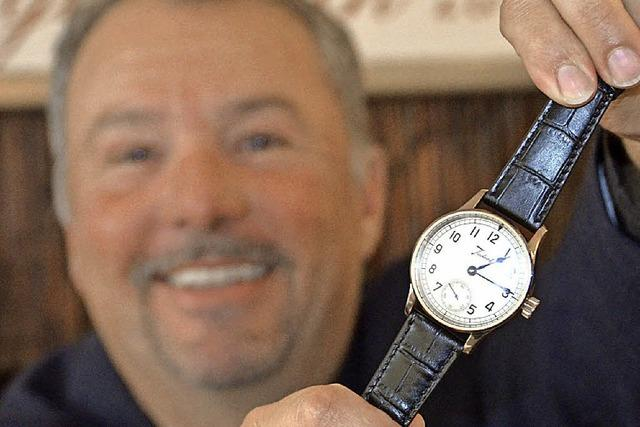 Leidenschaft für Uhren mit Geschichte