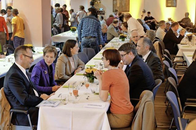 BASF feiert Geburtstag mit den Nachbarn