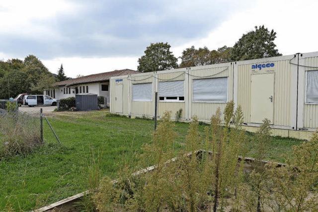 Bald ziehen Flüchtlingen in die ehemalige Kita am Inneren Elben ein