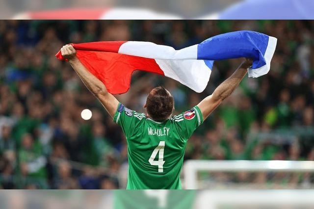 Nordirland qualifiziert sich für die EM