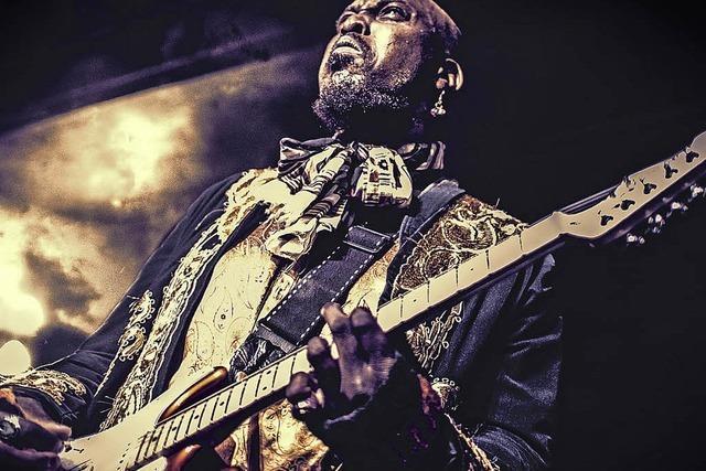 Blues, Funk und Rock