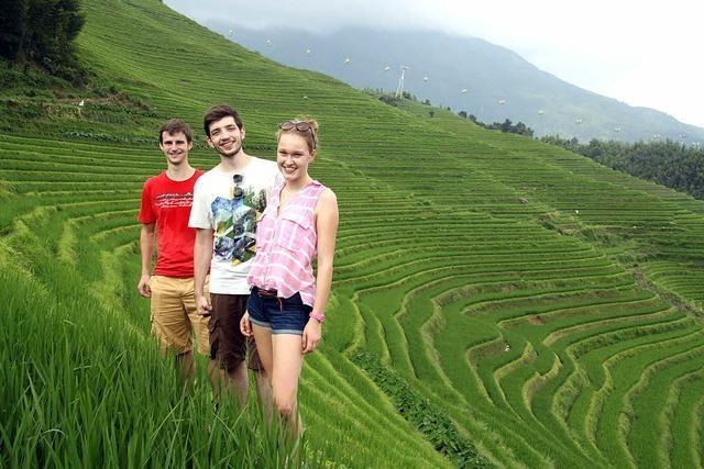 Gutes Abi mit Chinareise belohnt