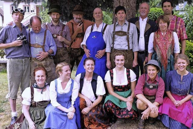 Das Freie Theater Waldkirch führt