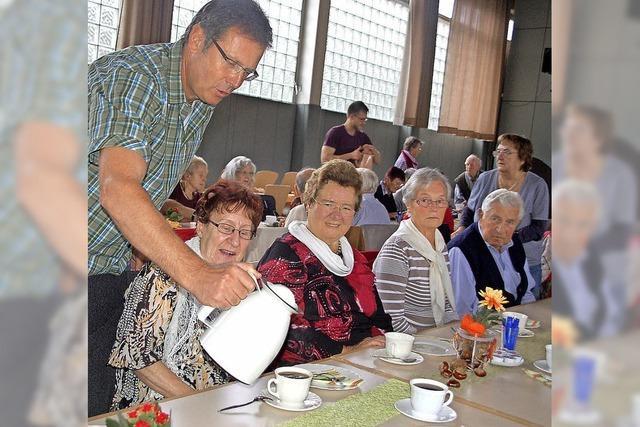 Ortschaftsräte sorgen für das Wohl der Senioren