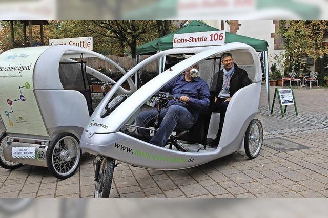 Bürger von E-Bikes kaum bewegt