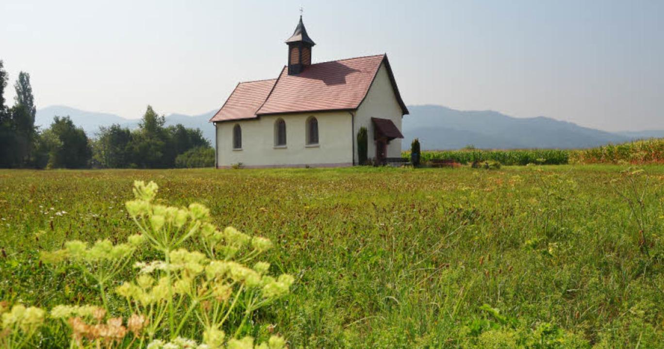 Die Fridolinskapelle wird für Gottesdi...und Petra Joos (von links) beteiligt.     Foto: Andrea Drescher/Privat
