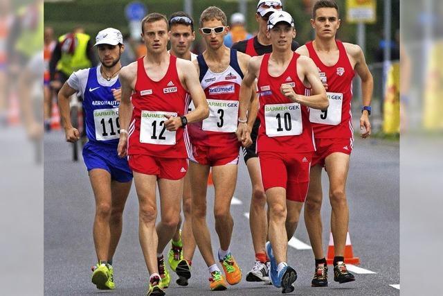 Dohmann knackt die Norm für Rio