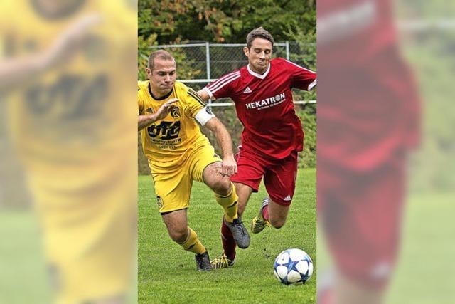 Dottinger Erfolgsserie endet im Derby gegen Neuenburg