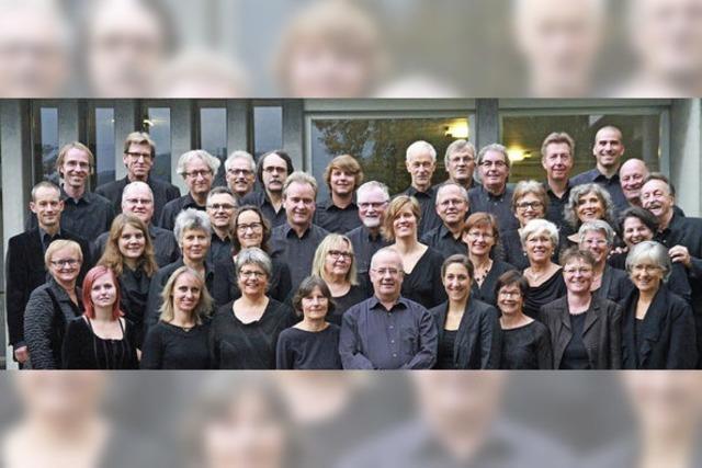 Schumanns Romanzen und Balladen in der Pfarrscheuer in Luttingen
