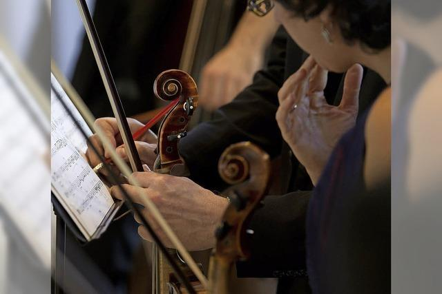 Öffentliche Probe des Capriccio Barockorchesters