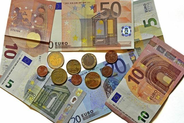 Geldsegen für die Stadtkasse