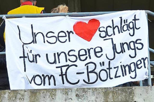 Ist der FC Bötzingen noch zu retten?