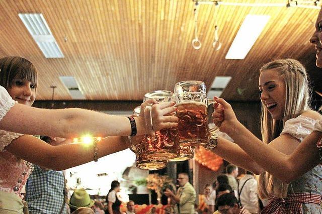 Badisches Oktoberfest soll 6000 Gäste zum Dreiländergarten ziehen