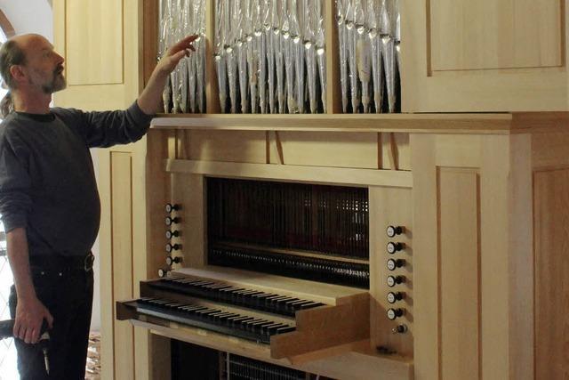 Im Advent erklingt die Orgel wieder