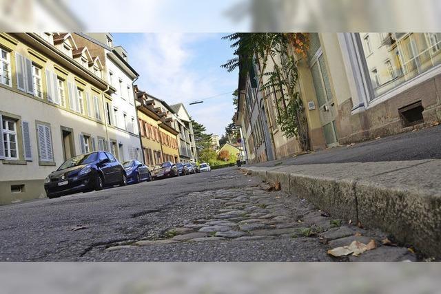 Drei Prozent der Lörracher Straßen sind dringend sanierungsbedürftig