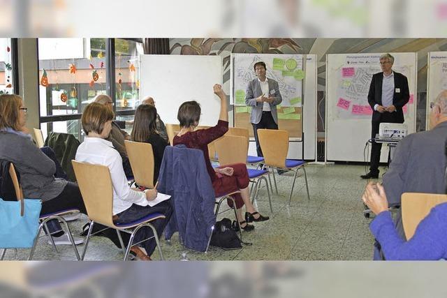Bei Entwicklung reden Bürger mit