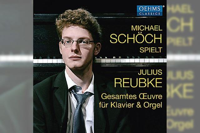 CD: KLASSIK: Der Pianist und der Organist